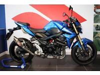 2016 SUZUKI GSR750 ABS MOTO GP BLUE, BRAND NEW!