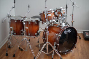 Mapex Saturn Studioease 6pc Kit With Hardware