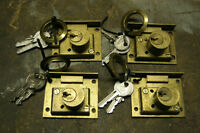 Drawer or Cabinet Locks ***Solid Brass***