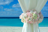 Wedding & Honeymoons from Saint John, Moncton, Fredericton