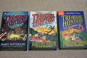 James Patterson - Treasure Hunters Vol.1-3
