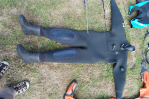 Abyss Pro Dry Suit