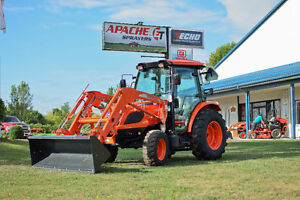 NEW - Kioti NX 5010 HST tractor with cab