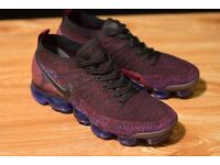 Nike VaporMax Purple Size 9