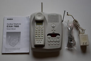 Uniden Cordless Home Phone with Digital Answering Machine