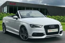 image for 2015 Audi A3 Cabriolet S line 2.0 TDI  150 PS 6 speed Convertible Diesel Manual
