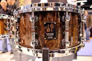 high end drum set for guitar with head and cab