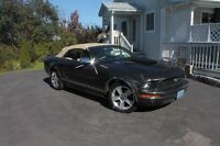 2007 Ford Mustang chrome Convertible $8999 cert/etest,