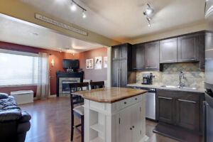 TOTALLY UPGRADED FORMER SHOWHOME IN WILDROSE! SHOWS 10+!!