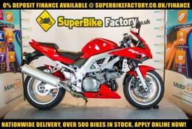 2004 04 SUZUKI SV1000S K4 1000CC 0% DEPOSIT FINANCE AVAILABLE