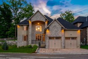 Reduced Price - 567 Rosecliffe Terrace #34 - Luxury Custom Home