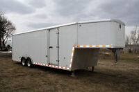 Turnkey Spray Foam Trailer