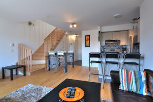 Beautiful Furnished new condo by the Lachine Canal/Airport