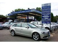 2013 13 Audi A4 Avant 2.0TDI (143ps ) Multitronic SE Technik DIESEL ESTATE AUTO.