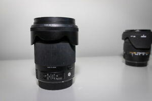 Sigma 18-300 F3.5-6.3 Stabilized Macro Lens for Canon