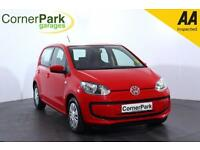 2014 VOLKSWAGEN UP MOVE UP BLUEMOTION TECHNOLOGY HATCHBACK PETROL
