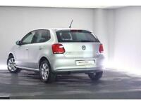 2011 Volkswagen Polo 1.4 (85ps) Match 5-Dr Petrol silver Manual
