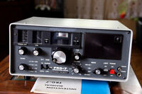 FRG-7 shortwave receiver