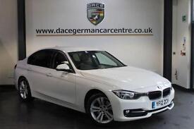 2012 12 BMW 3 SERIES 2.0 320D SPORT 4DR 184 BHP DIESEL