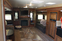 33 ft Trailer and Lot Rental, Complete Pkge, Just Start Camping