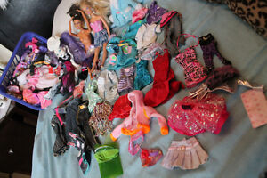 Barbie EVERYTHING  (MORE ITEM TO BE POSTED AS WE PACK)