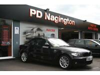 2011 BMW 1 SERIES 120d M Sport + 2 OWNERS + FULL SERVICE HISTORY