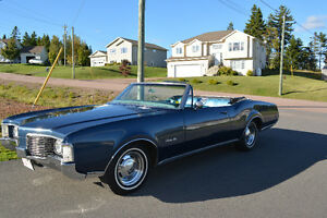 Rare Delmont 88 convertible for sale