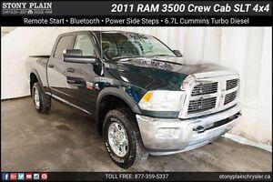 2011 Ram 3500 SLT Edmonton Edmonton Area image 8