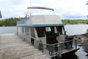 Houseboat Rental, Lake of the Woods