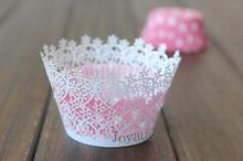 Cupcake Wrappers for Wedding Party Baby Shower Cake Decor Midland Swan Area Preview