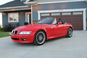 1998 BMW Z3 Convertible Roadster Low KM, Excellent Condition