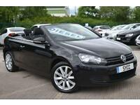 2012 Volkswagen Golf 2.0 TDI BlueMotion Tech SE 2dr 2 door Convertible