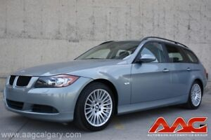 2007 BMW 3 Series 328XI Touring Wagon ONLY 67,000KM