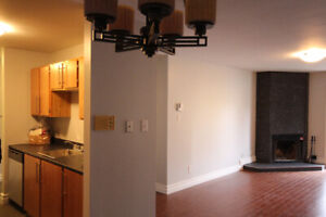 June 2 bdrm like new North End Hfx, in-unit laundry & fireplace