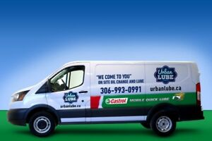 Mobile Oil and Tire Change Franchise Opportunity