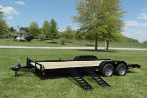 gator  remorque  trailer 18pieds