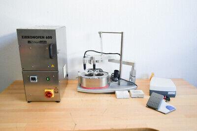 Zirkonzahn Milling Machine Kopierfräsgerät Ceramic Furnace Zirkonzahnofen 600 comprar usado  Enviando para Brazil