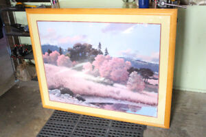"""Large Picture/Frame 4'x3'3"""""""