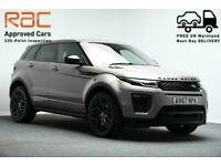 2017 67 LAND ROVER RANGE ROVER EVOQUE **PANORAMIC ROOF** 2.0 TD4 HSE DYNAMIC 5D
