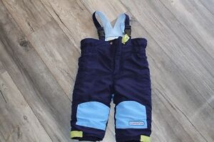 12 Month Kushies Kids Snowpants
