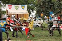 14th century Living History & Medieval Sword Fighting Class