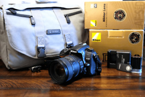 Nikon D7000, 18-200mm VR, and accessories!