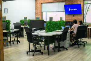 Do you really need your own office? Check out coworking