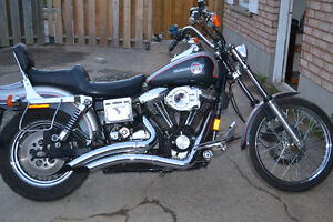 harley dyna wide glide for sale