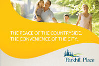 Ready to Build Lots for Sale in Beautiful Parkhill Place!