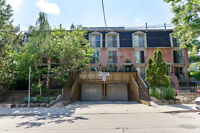 Unique investment opportunity, 3 bdr townhouse in downtown