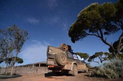 '92 Mitsubishi Pajero GLS - WA rego - 4WD camper - price drop! Darwin CBD Darwin City Preview