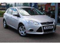2013 FORD FOCUS 1.6 TDCi Edge GBP20 TAX, B TOOTH and DAB