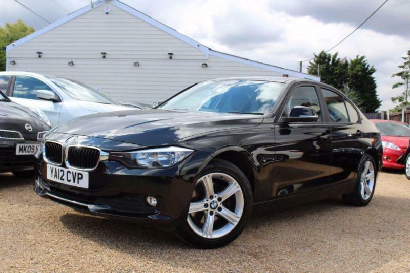 2012 12 BMW 3 SERIES 2.0 320D SE 4D 184 BHP DIESEL - RAC DEALER