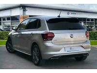 2018 Volkswagen Polo 1.0 TSI 95 R-Line 5dr Hatchback Petrol Manual